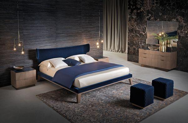 Letti Moderni Di Lusso.Camere Da Letto Di Lusso Moderne E Classiche Luxury Bedroom Made In Italy Arredo Notte Di Lusso Bamax
